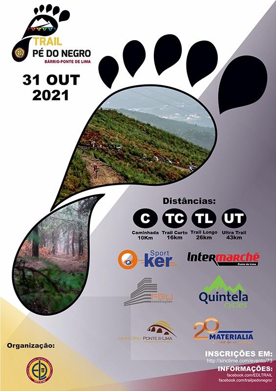 Cartaz trail pe do negro 2021 min