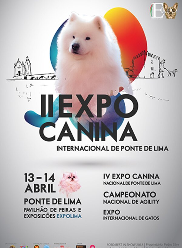 Cartaz expo canina 1 600 816