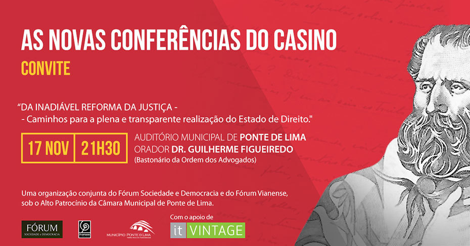 As novas conferencias do casino 17 nov 17 1 1024 2500